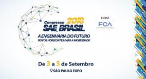 Congresso SAE Brasil 2018 @ São Paulo Expo