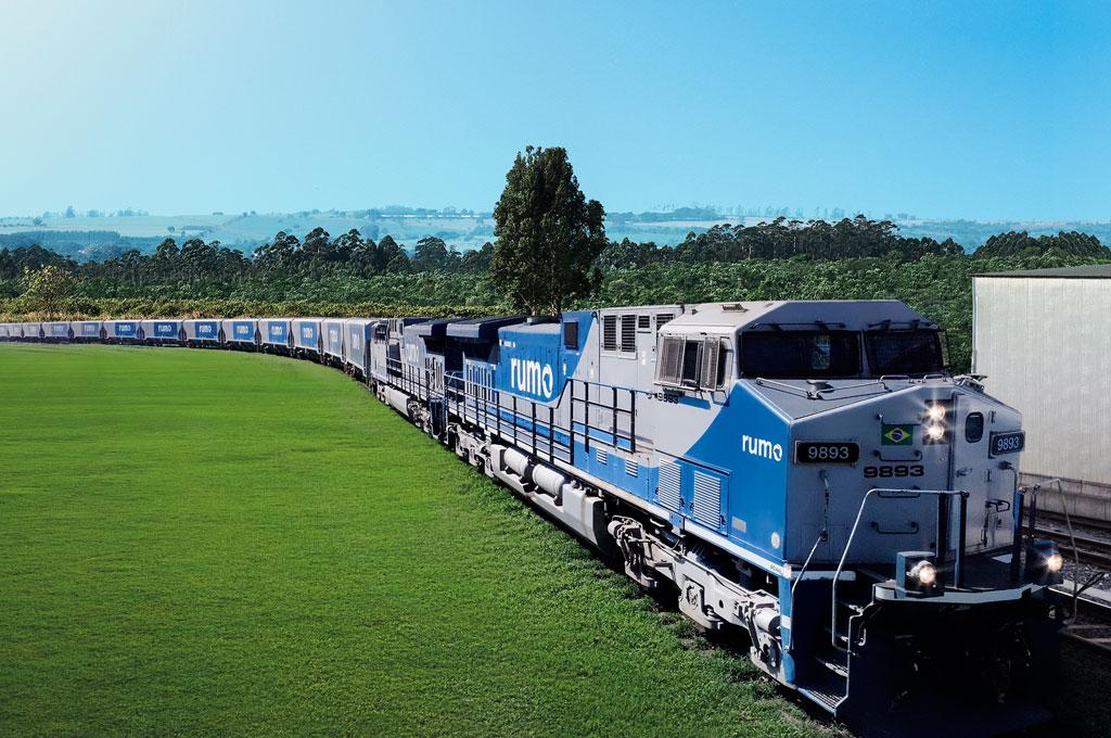 Contrato com a Rumo pode destravar setor ferroviário de carga